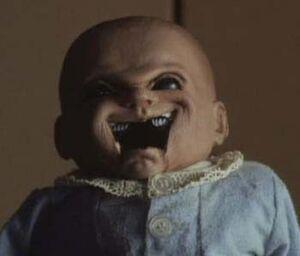 Baby OD's evil laugh