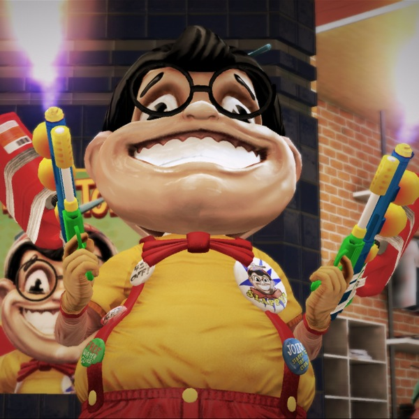 dead rising 2 slappy boss fight