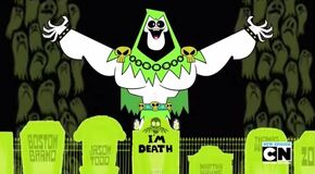 Death Teen Titans Go!