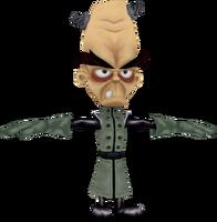 Doctor Nitrus Brio Mind over Mutant