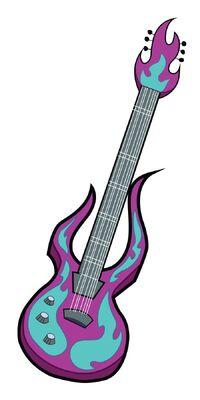 Ember McLain's Guitar