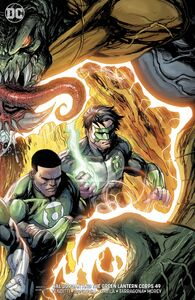 Hal Jordan and the Green Lantern Corps Vol 1 49 Variant