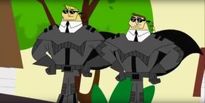 Mutant Agents (2)