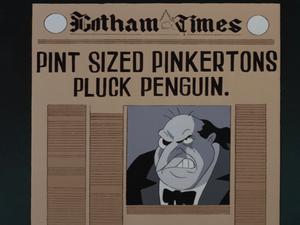 Penguin's humiliating defeat
