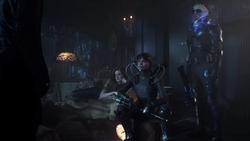 Poison Ivy, Firefly and Mr Freeze season 3 Screencap