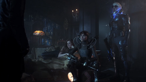 Poison Ivy, Firefly and Mr Freeze season 3 Screencap