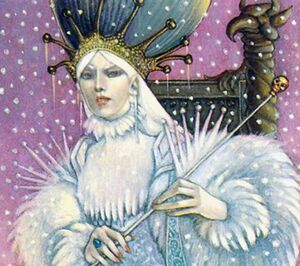 Queen Jadis the White Witch