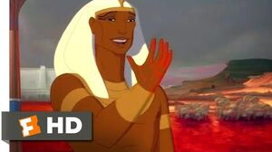 The Prince of Egypt (1998) - The River of Blood Scene (5 10) Movieclips