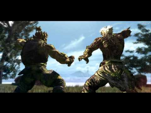 Akuma vs Asura Aftermath