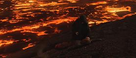 Darth Vader rescued