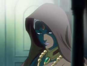 Enya Geil's Younger form in the OVA
