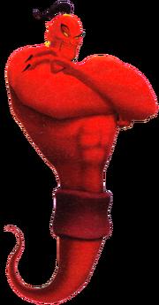 Jafar (Genie) KHII