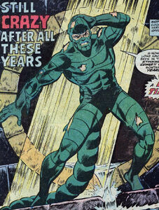 MacDonald Gargan (Earth-616) from Peter Parker, The Spectacular Spider-Man Vol 1 21 0001