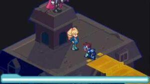 Megaman starforce 2 Queen Ophiuca + Zerker tribe