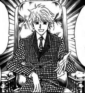 Pariston sitting