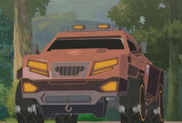 Quillfire's Vehicle Mode