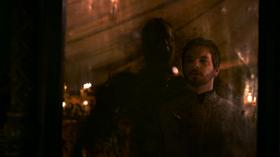 Renly's death TV series