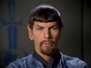 Spock (mirror)