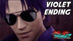 Tekken Tag Tournament 2 - Violet Ending