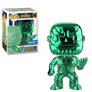 Thanos Green Chrome POP