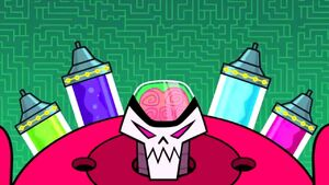 The Brain Teen Titans Go