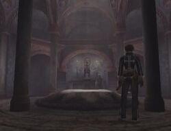 The Sapientes Gladio Shrine