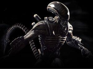 Zzz Mkx alien r2