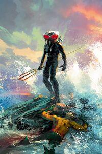 Aquaman Vol 8 15 Textless Variant