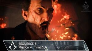 Assassin's Creed Syndicate - Mission 4 Final Act - Sequence 8 100% Sync