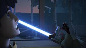 Darth Vader pulls