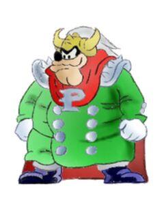 Emperor Pete