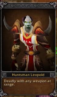 Huntsman-leopold