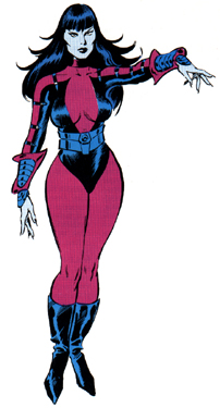 Nebula (Earth-616)