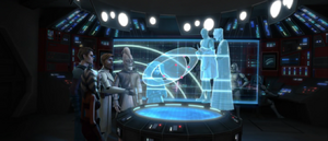 Palpatine war briefing