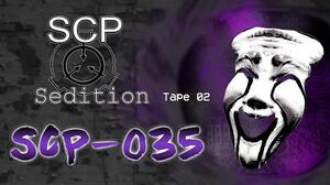 SCP Sedition - SCP-035 Tape 02