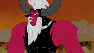 Tirek wants an answer