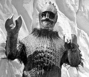 Varga Ice Warrior