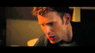 Captain America 2 Fury gets Shot Winter Soldier Shield Grab 1080p HD