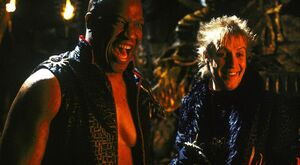 Cassius & Adrian