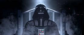 Darth Vader completed