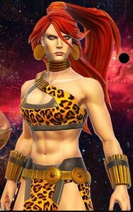 Doris Zuel DC Legends 0001