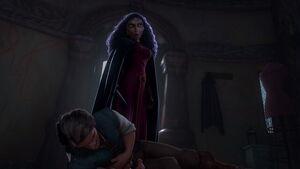 Gothel and Flynn