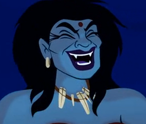 Putna's evil laugh