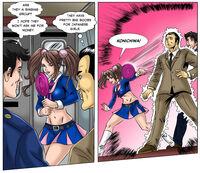 The Roppongi Twins Page 05