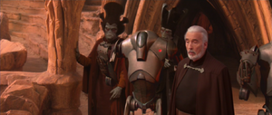 Dooku recognition