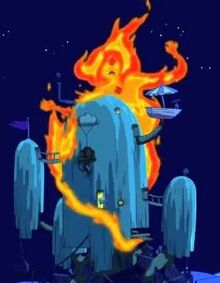 Flame princess 3