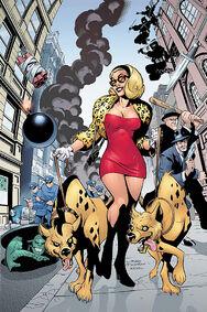 Harley Quinn Vol 1 9 Textless