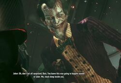 Joker Batman Arkham Knight