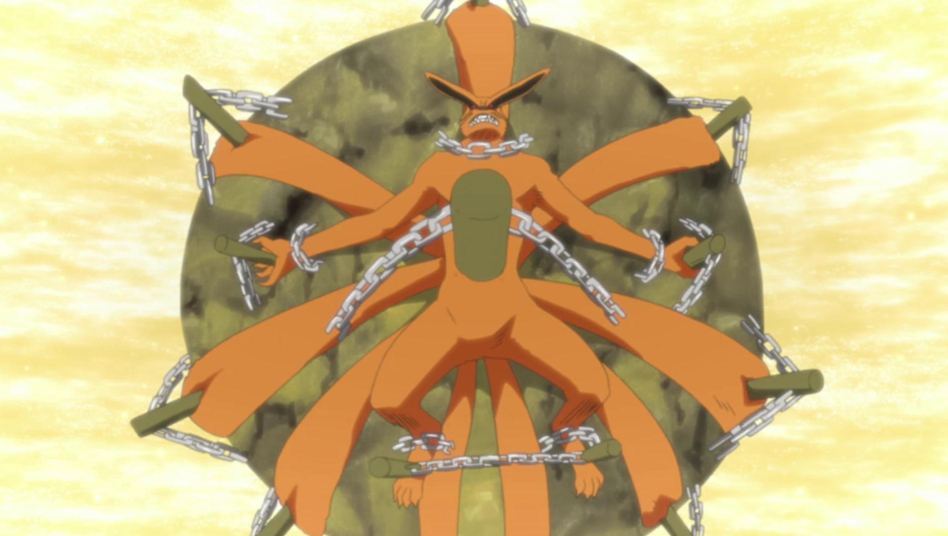 kurama naruto villains wiki fandom powered by wikia