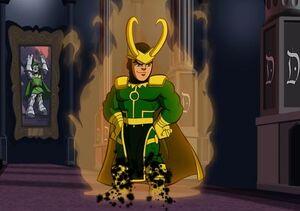Loki SHS